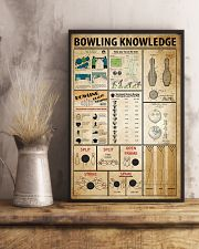Bowling Knowledge 11x17 Poster lifestyle-poster-3
