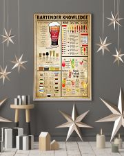 Bartender Knowledge 11x17 Poster lifestyle-holiday-poster-1