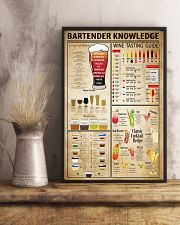 Bartender Knowledge 11x17 Poster lifestyle-poster-3