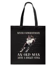 Never Underestimated Tote Bag thumbnail
