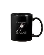 Never Underestimated Mug thumbnail
