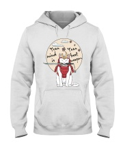 Your Best Weapon Hooded Sweatshirt thumbnail