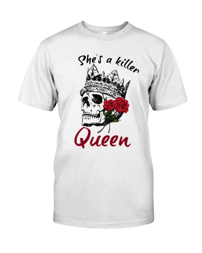 She Is A Killer Queen