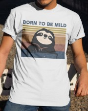 Born To Be Mild Classic T-Shirt apparel-classic-tshirt-lifestyle-28