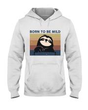 Born To Be Mild Hooded Sweatshirt thumbnail