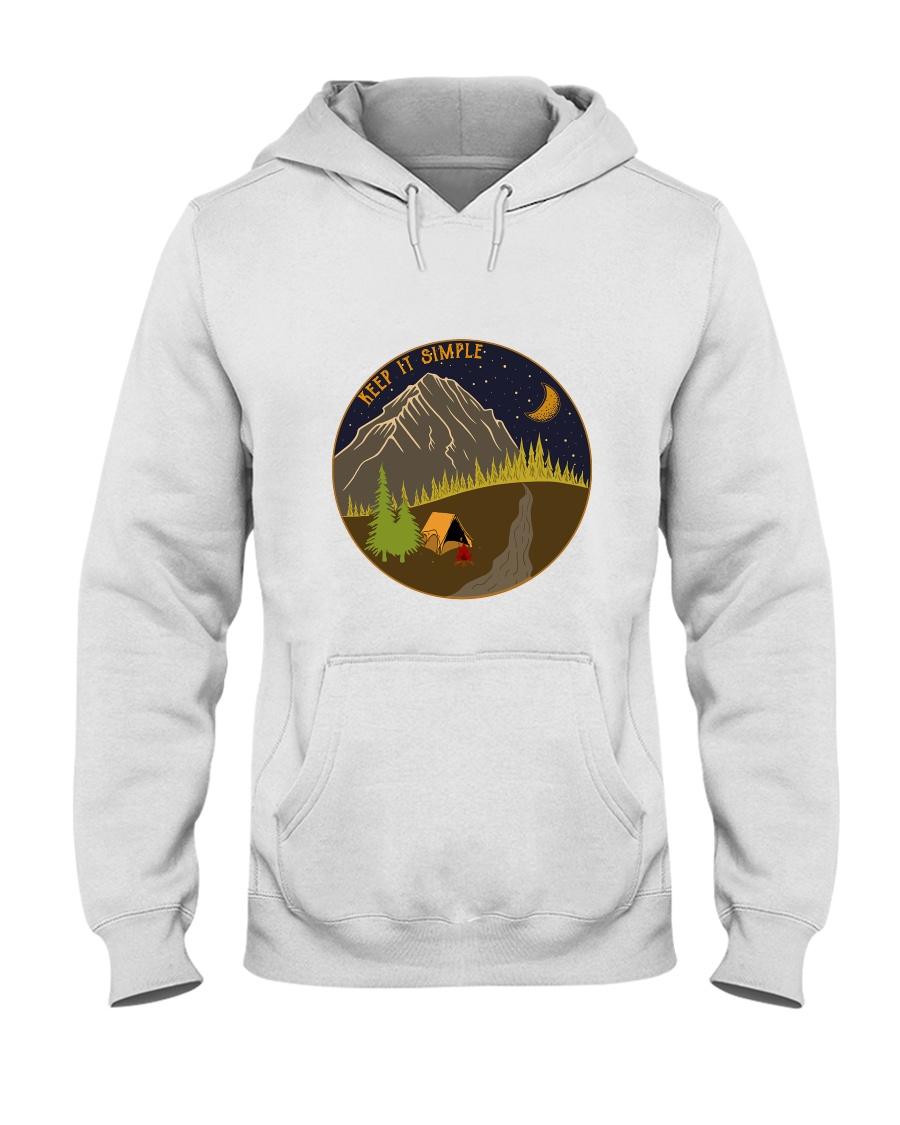 Keep It Simple 1 Hooded Sweatshirt