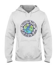 If Traveling Was Freedom Hooded Sweatshirt front