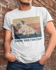 Shuh Duh Fuh Cup Classic T-Shirt apparel-classic-tshirt-lifestyle-26