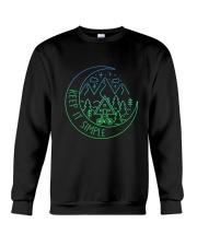 Keep It Simple Crewneck Sweatshirt thumbnail