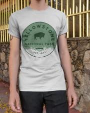 Yellow Stone Classic T-Shirt apparel-classic-tshirt-lifestyle-21