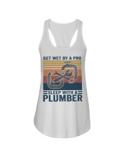 Get Wet By A Pro Ladies Flowy Tank thumbnail