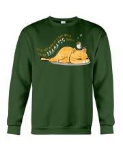 Love Cat Crewneck Sweatshirt thumbnail