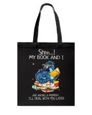 I'm Deal With You Later Tote Bag thumbnail