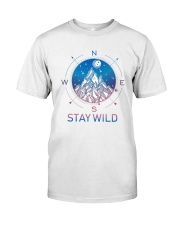 Stay Wild Classic T-Shirt tile