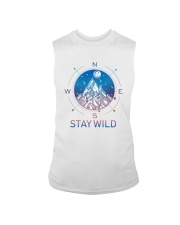 Stay Wild Sleeveless Tee thumbnail