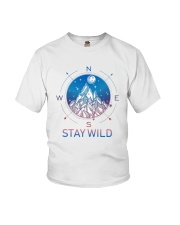 Stay Wild Youth T-Shirt tile
