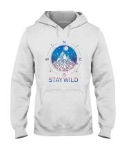 Stay Wild Hooded Sweatshirt thumbnail