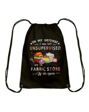 Love Sewing Drawstring Bag thumbnail