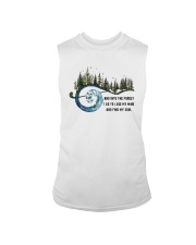 And Into the Forest I Go 3 Sleeveless Tee thumbnail