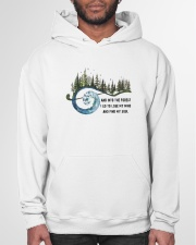 And Into the Forest I Go 3 Hooded Sweatshirt garment-hooded-sweatshirt-front-03