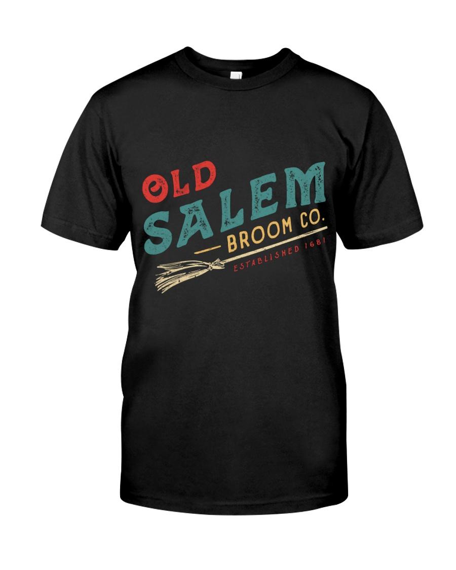 Old Salem Broom Co Classic T-Shirt