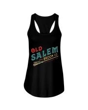 Old Salem Broom Co Ladies Flowy Tank thumbnail
