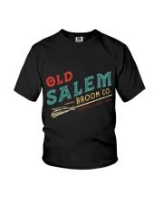 Old Salem Broom Co Youth T-Shirt thumbnail