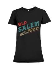 Old Salem Broom Co Premium Fit Ladies Tee thumbnail