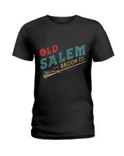 Old Salem Broom Co Ladies T-Shirt thumbnail