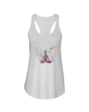 Whisper Words Of Wisdom Ladies Flowy Tank thumbnail