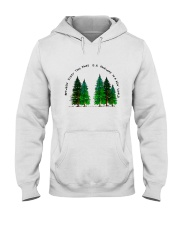 A New World Hooded Sweatshirt front