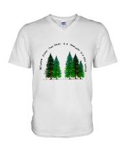 A New World V-Neck T-Shirt thumbnail