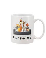 Dog Is Friends Mug thumbnail