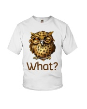 Love Owl Youth T-Shirt tile