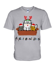 Friends V-Neck T-Shirt thumbnail