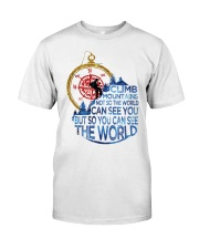Can See The World Classic T-Shirt thumbnail