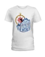Can See The World Ladies T-Shirt thumbnail