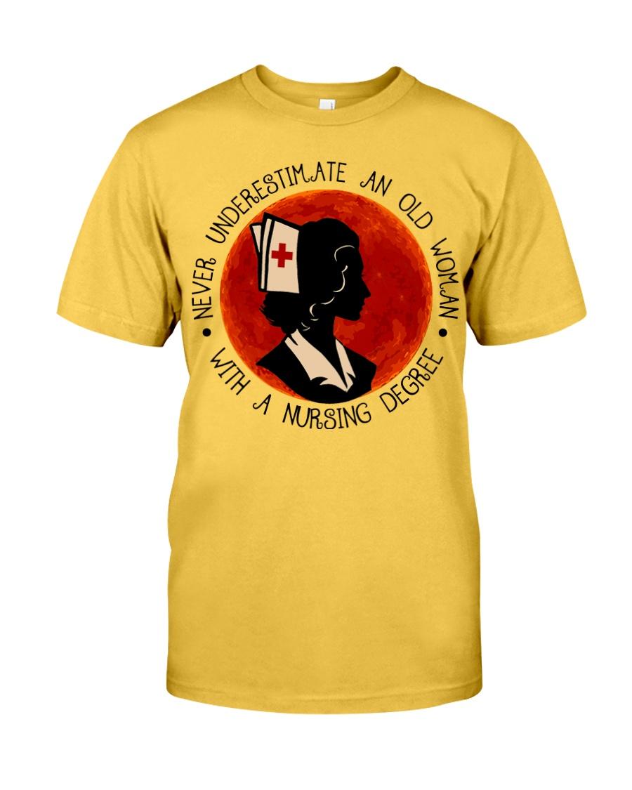 Nursing Degree Classic T-Shirt