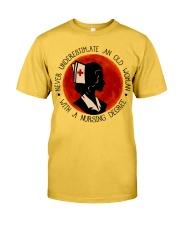Nursing Degree Classic T-Shirt front