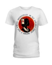 Nursing Degree Ladies T-Shirt thumbnail