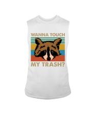 Wanna Touch My Trash Sleeveless Tee thumbnail