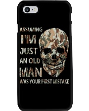 Assuming I'm Just An Old Man Phone Case thumbnail