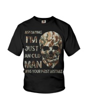 Assuming I'm Just An Old Man Youth T-Shirt thumbnail