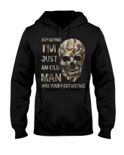 Assuming I'm Just An Old Man Hooded Sweatshirt thumbnail