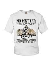 No Matter How Slow You Go Youth T-Shirt thumbnail