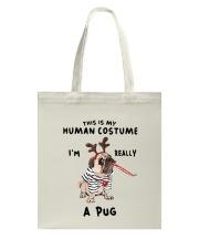 This is My Human Custome Tote Bag thumbnail