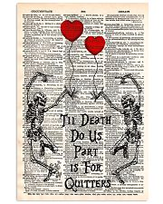 Love Of Skull 11x17 Poster front
