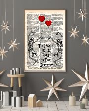 Love Of Skull 11x17 Poster lifestyle-holiday-poster-1