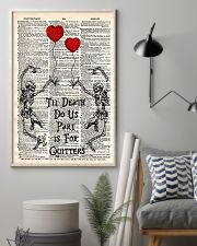 Love Of Skull 11x17 Poster lifestyle-poster-1