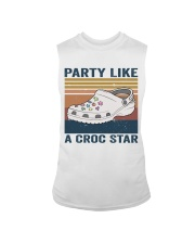 Party Like A Croc Star Sleeveless Tee thumbnail